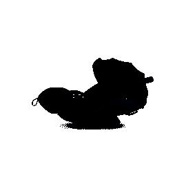 Cybex cloud z i-size black